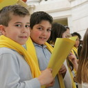 School Choice Coalition rally in State House rotunda for increased educational options