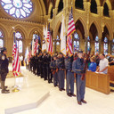 Mass for Public Safety honors police, fire and first responders who serve throughout the Ocean State