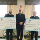 Parishes begin receiving their share of proceeds from capital campaign