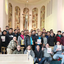 More than 50 attend 'Change Me to My Lord' men's retreat