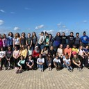 St. Mary Academy - Bay View takes part in beach clean up