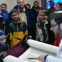 Scouts see how different faith traditions live out Ten Commandments
