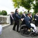 Veterans found 'life-changing,' 'healing' experience at Lourdes
