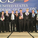 Hendricken Academic Decathlon Team Takes Second place in National Competition