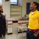 Once a troubled teen, young man found hope in faith and now is teacher