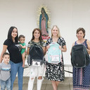 Catholic Mom Rhode Island Group sponsors Backpack Donation Drive