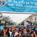 Thousands March for different reasons but same message: Defend life