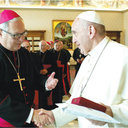 Bishops make ad limina visit at Vatican