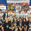 OLM Robotics teams win Top Programming Award