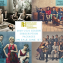 RI Chamber Music 2019/20 Season Subscription