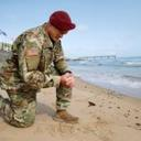 In recalling soldiers' D-Day sacrifice, archbishop prays for world peace
