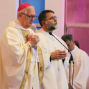 Father Narciso installed as pastor of St. Robert Bellarmine Parish