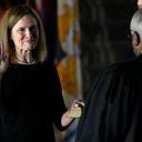 Senate confirms Amy Coney Barrett to the Supreme Court