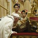 Pope to celebrate early Mass Dec. 24 because of COVID-19 curfew