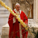 Pope on Palm Sunday: Life, measured by love, is meant to serve others