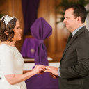 Undaunted by coronavirus crisis, couple live-streams wedding, finding joy in the unexpected