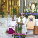 Bishop Tobin's Easter Mass Message: 'In Good Times and in Bad, We are People of Hope'