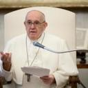 Christians called to intercede for, not condemn, others, pope says