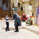 Faithful stand up for life at annual diocesan Respect Life Mass
