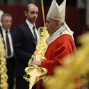 Vatican releases pope's Holy Week, Easter schedule