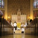Dioceses respond to pope's document restoring limits on pre-Vatican II Mass