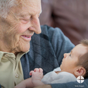 Today is the first World Day for Grandparents and the Elderly!