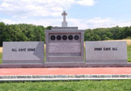 Bishop to dedicate Monument and Burial Section for Veterans