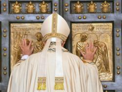 Pope Francis: The church needs this Holy Year of Mercy