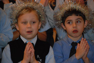 12.21.15 thru 01.02.16: Catholic School Students Perform Music of Christmas