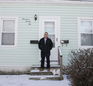 Woonsocket family keeping warm this winter with diocesan emergency assistance