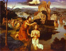 01.10.16: The Feast of the Baptism of the Lord