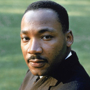 01.18.16: Martin Luther King Jr. Day