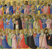 November 1st - The Solemnity of All Saints