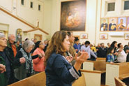 Catholics called to reach out to the suffering at annual World AIDS Day Mass