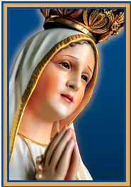 April 19 & 20: Our Lady of Fatima – U.S. Tour for Peace