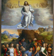05.25.17 Solemnity of the Ascension of the Lord