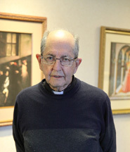 Diocesan priest to be awarded for evangelization, loving service to Hispanic community