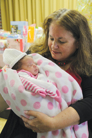 St. Joan of Arc parishioners throw baby shower for mothers in need