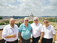 Diocesan deacons 'fortunate and blessed' to attend Jubilee of Deacons at Vatican