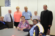 Annual awards banquet raised $90,000 to support Catholic elderly day services