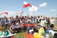 For diocesan pilgrims, World Youth Day a powerful witness to God's mercy