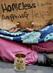 Poverty solutions almost absent as a presidential campaign issue
