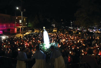 Fatima offers light of faith in city of Providence