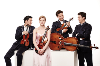 Coming to McVinney - Schumann Quartett