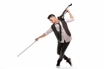 Coming to McVinney - SVET, the Electro Hip-Hop Violinist from NBC's America's Got Talent