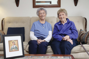 Retired religious women find second act in ministry