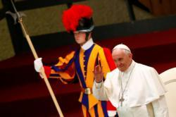 Sunday has lost its sense as day of rest, renewal in Christ, pope says