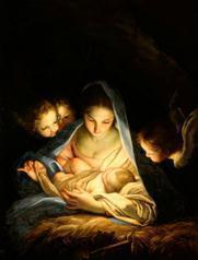 January 1st Happy New Year & the Solemnity of Mary, the Holy Mother of God