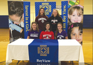Five Bengal athletes commit to colleges on Signing Day