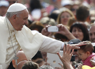 Pope's tip for becoming a saint: Pray for someone who doesn't like you